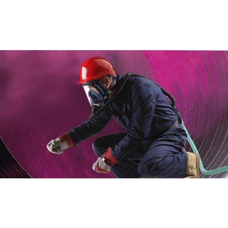 Martindale Volgelaatsmasker met verse luchtsysteem - [Onderdruk]