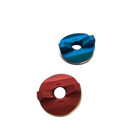 LUCHTKAP WAGNER | EM | TYPE 3000 | ROOD | BLAUW