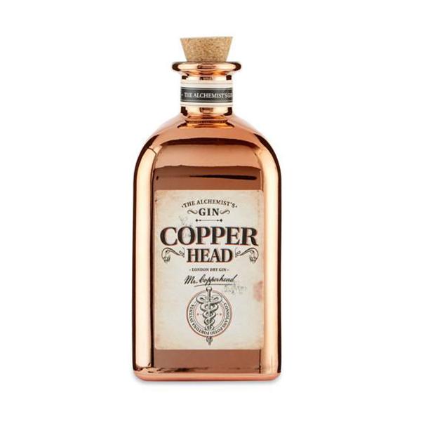 Copperhead Copperhead Gin, 40°, 50cl