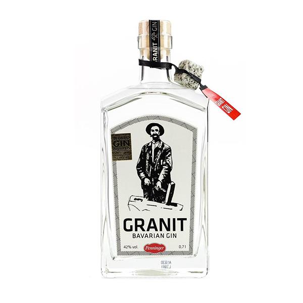 Granit Bavarian Gin Granit Bavarian Gin, 42%, 70cl