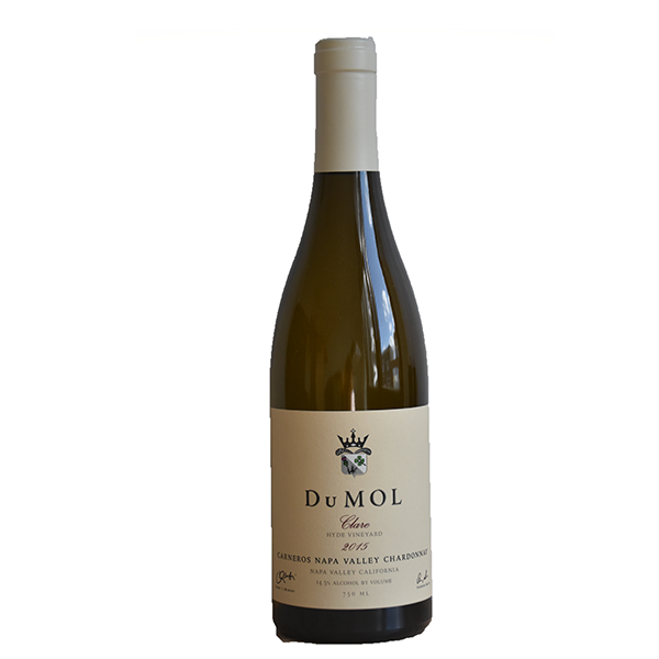 Clare Hyde Vineyard Clare Hyde Vineyard, Du Mol, Chardonnay, '15