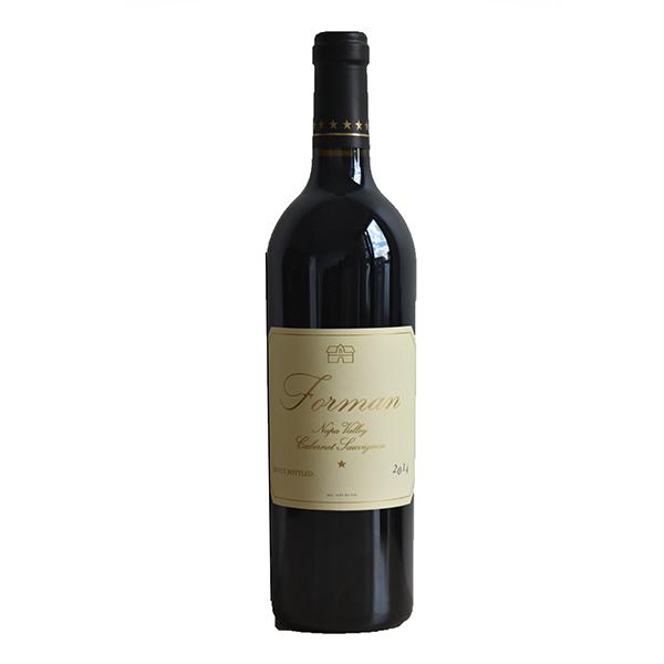 Forman Vineyard Forman Vineyard, Cabernet Sauvignon, '14