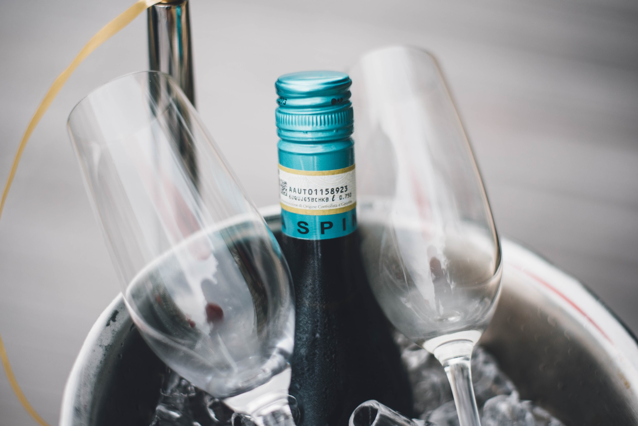 Bewaar de koelte in wijn met 4 ijskoude kunstjes