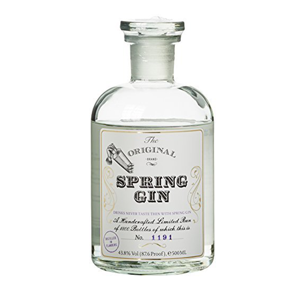 Manuel Wouters Manuel Wouters, Spring Gin, Original, 43.8%,50cl