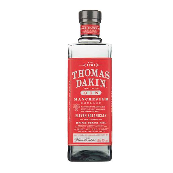 Thomas Dakin Thomas Dakin, small batch gin, 42%, 70cl