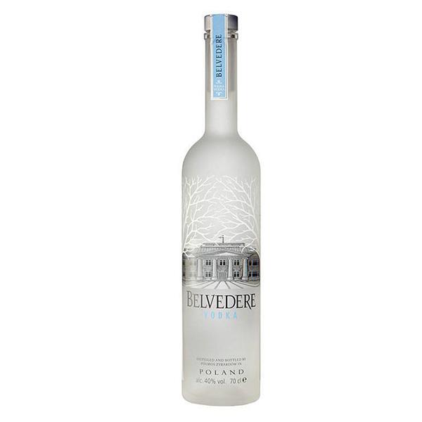 Belvedere Belvedere Vodka, 40%, 70cl