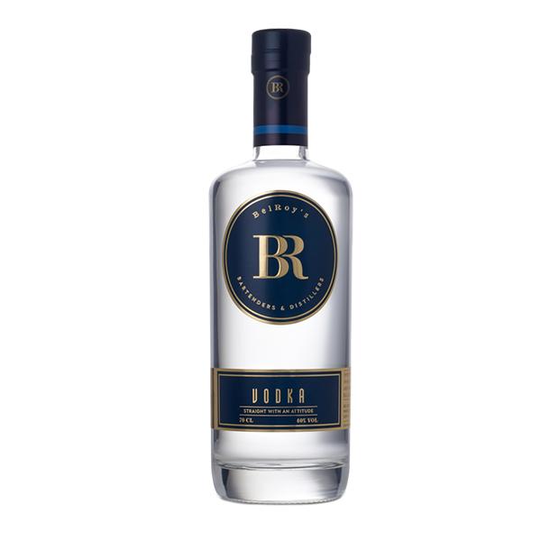 Belroy's BelRoy's Vodka, 40%, 70cl