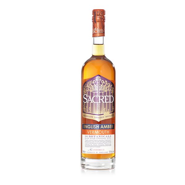 Sacred Sacred, English Amber Vermouth, 21.80%, 75cl