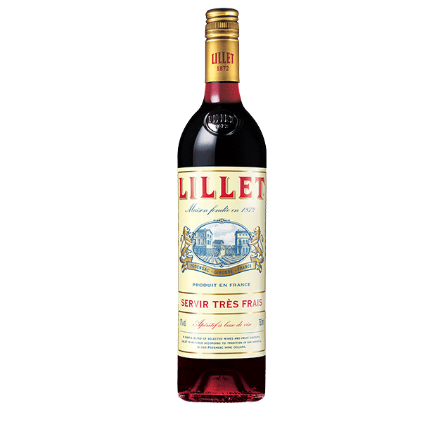 Lillet Lillet, Aperitief rood, 17%, 75cl