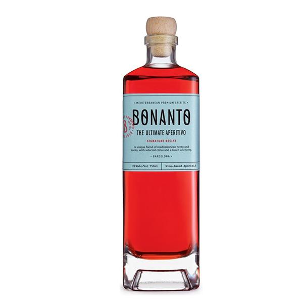 Mediterranean Premium Spirits Bonanto, The ultimate aperitivo, 22%, 75cl