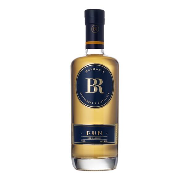 BelRoy's rum BelRoy's rum, 40%, 70cl