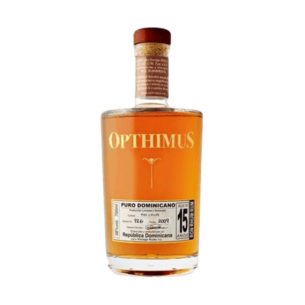 Oliver & Oliver Opthimus, 15y old Port Finish Rum 43%, 70cl
