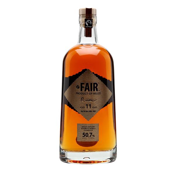 Fair Fair, Belize rum, 40%, 70cl