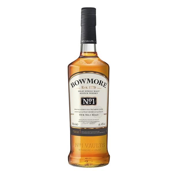 Bowmore Whisky Bowmore, N°1, 40%, 70cl