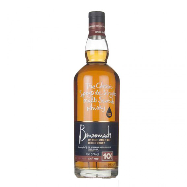 Benromach Whisky Benromach, 10y old, 43%, 70cl