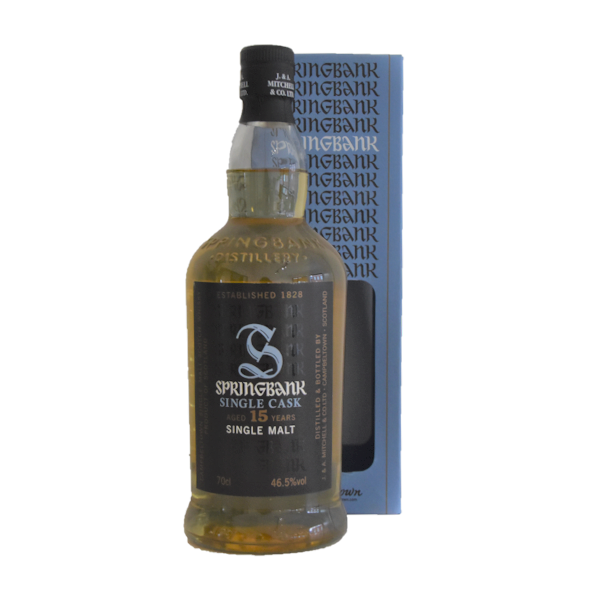 Spingbank Distillers Whisky Springbank, 15y old, 46%, 70cl