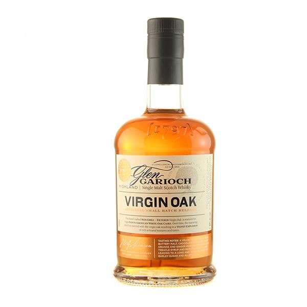 Glen Garioch Whisky Glen Garioch, Virgin Oak, 48%, 70cl