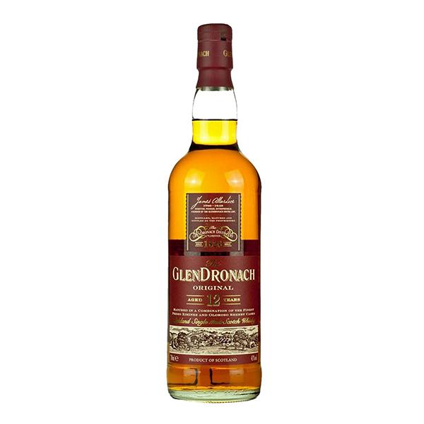 Glendronach Distillery Whisky Glendronach, 12y, 43%, 70cl
