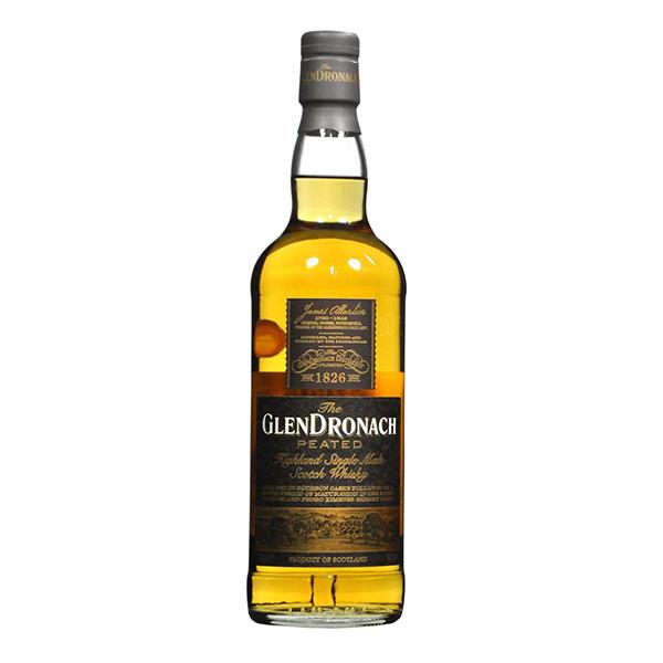 Glendronach Distillery Whisky Glendronach Peated, 46%, 70cl