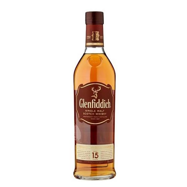 Glenfiddich Whisky Glenfiddich, 18y, 40%, 70cl
