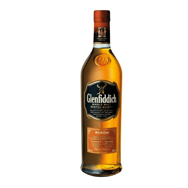 Glenfiddich Whisky Glenfiddich 14y, Rich oak, 40%, 70cl