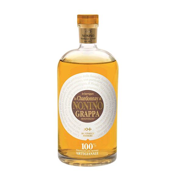 Nonino Grappa Nonino, lo Chardonnay Bianco, 41%, 70cl
