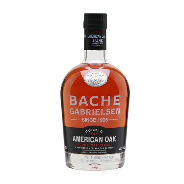 Bache-Gabrielsen Cognac Bache-Gabrielsen, American Oak, 40%, 70cl