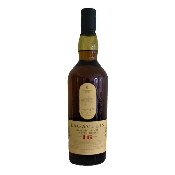 Lagavulin Whisky Lagavulin, Pure malt 16y, 43%, 70cl