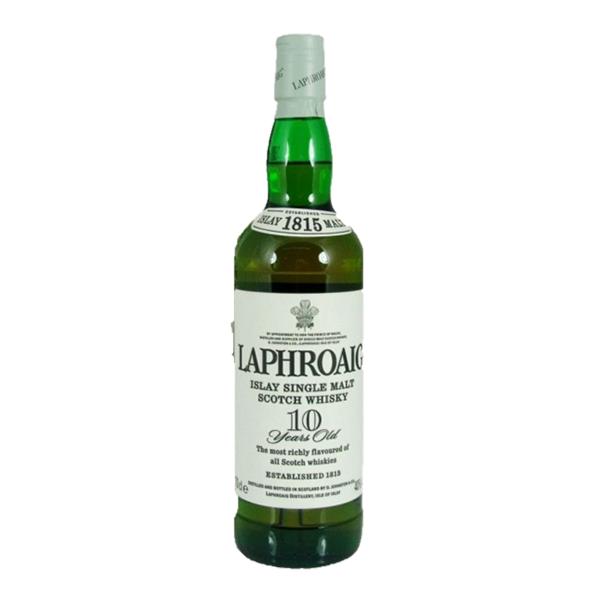 Laphroaig Laphroaig, 10 years, 40%, 70cl