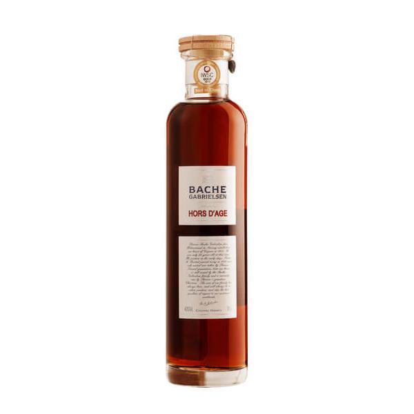 Bache-Gabrielsen Cognac Bache-Gabrielsen, Hors d'Age, Grande Champagne, 40°, 70cl