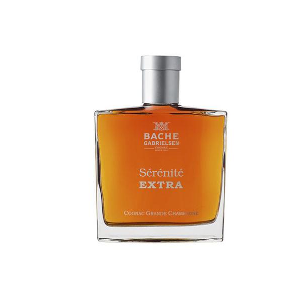 Bache-Gabrielsen Cognac Bache-Gabrielsen, Sérénité Extra, Grande Champagne, 40%, 70cl