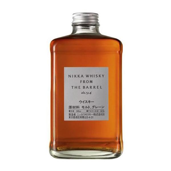 Nikka Distillery Nikka, From the barrel, 51.4%, 50cl