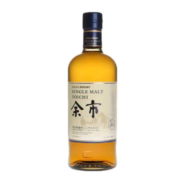 Nikka Distillery Whisky Nikka, Yoichi single malt, 45%, 70cl