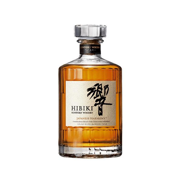 Hibiki Hibiki, Japanese Harmony, 43%, 70cl