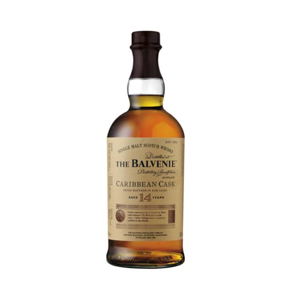 The Balvenie Distillery Whisky Balvenie, Caribbean Cask, 14y, 43%, 70cl