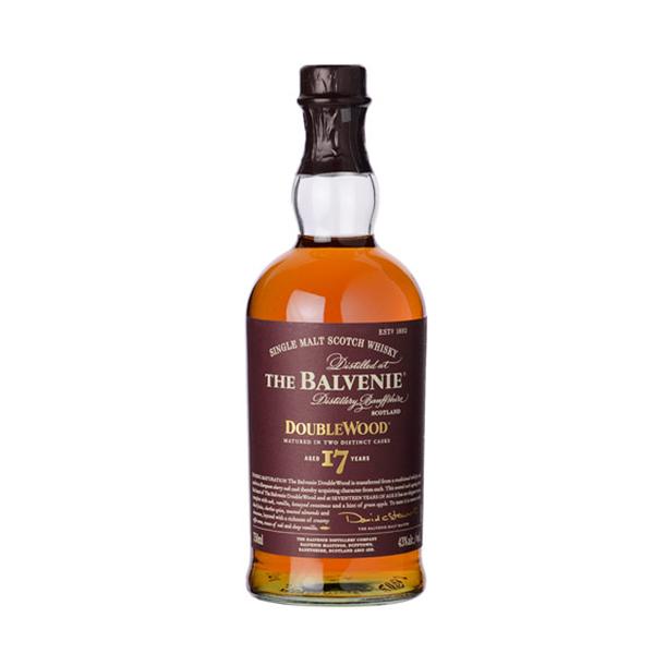 The Balvenie Distillery Whisky Balvenie, Double Wood, 43%, 70cl