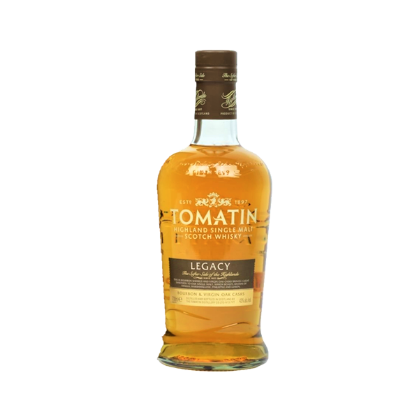 Tomatin Whisky Tomatin, Legacy, 43%, 70cl