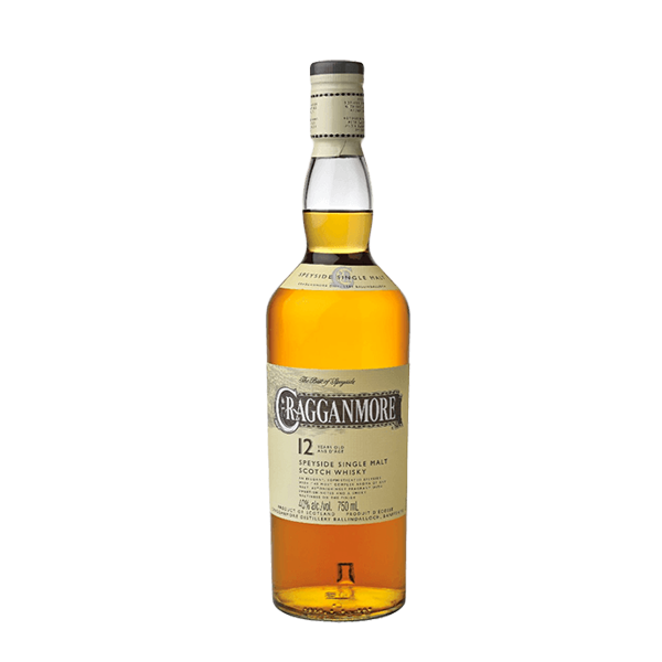 Cragganmore Cragganmore, 12y, 40%, 70cl
