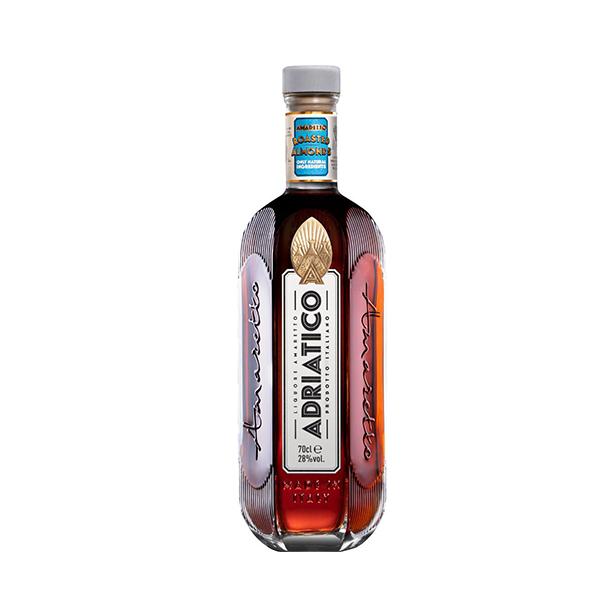 Adriatico Amaretto Adriatico, Roasted Almonds, 28%, 70cl