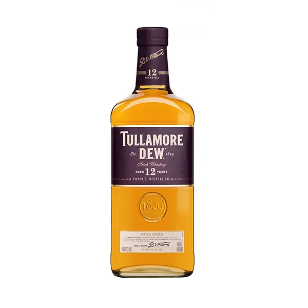 Tullamore Dew Tullamore Dew, Single Pot Still Irish Whiskey, 12y, 40%, 70cl