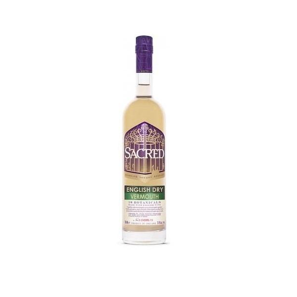 Sacred Sacred, English Dry Vermouth, 21,8%, 70cl