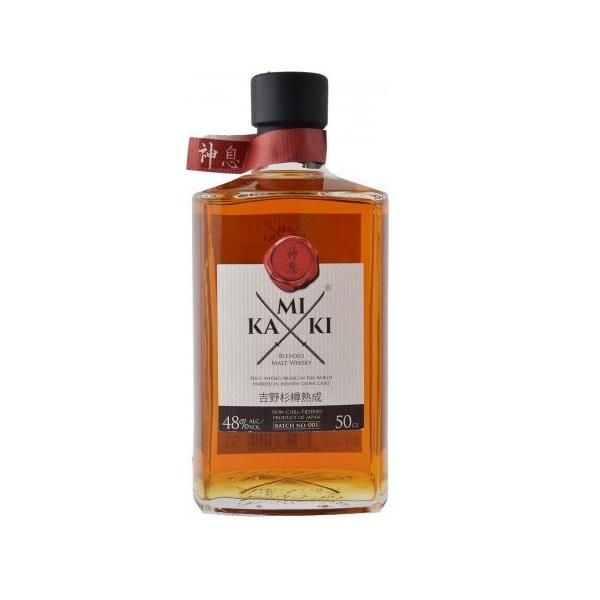Kamiki Whisky Kamiki, Blended Malt Whisky, 48%, 50cl