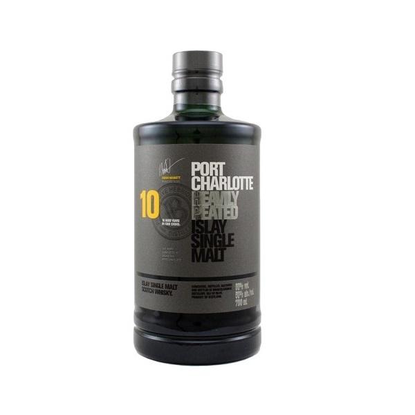Bruichladdich Whisky Bruichladdich, Port Charlotte, Islay Single Malt, 10Y, 50%, 70cl