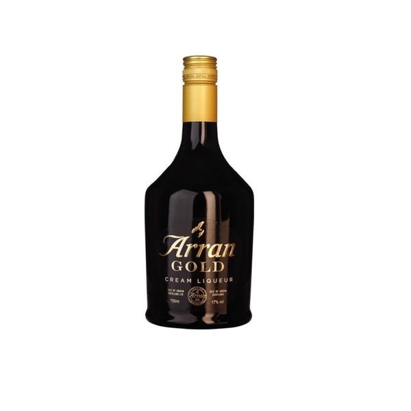 Arran Distillers Arran, Gold Cream Liqueur, 17%, 70cl