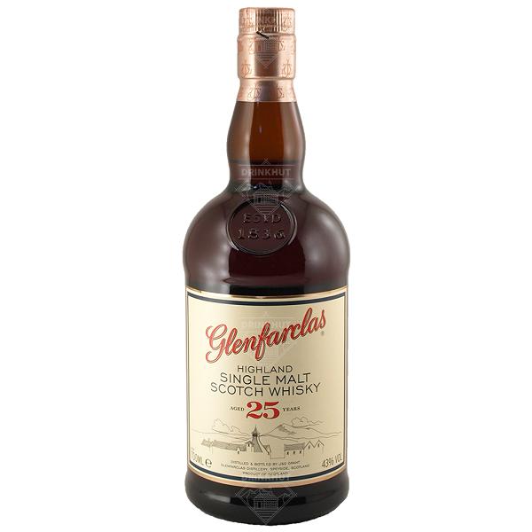 Glenfarclas Distillery Glenfarclas 25y, 43%, 70cl