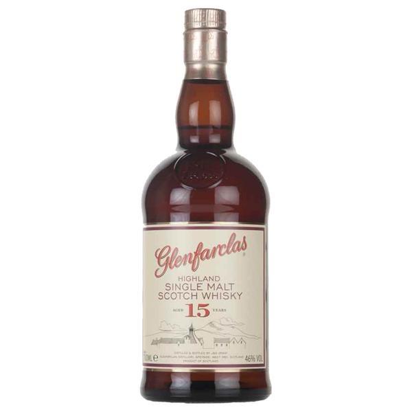 Glenfarclas Distillery Glenfarclas 15y, 46%, 70cl