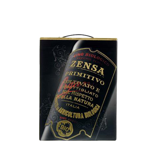 Orion wines Orion Wines, Zensa Primitivo, IGT, '18, BIB, 3L