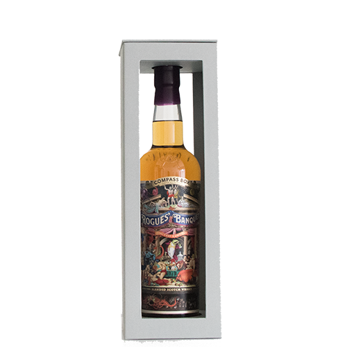 Compass Box The Compass Box, Rogues' Banquet, 46%, 70cl
