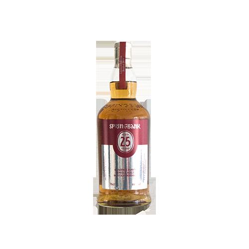 Springbank Distillers Springbank 25y, 46%, 70cl