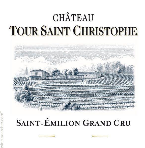 Château Tour Saint-Christophe, 2016, MAGNUM